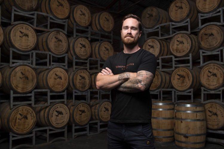 Jimmy McKeown Whipper Snapper Distillery Perth