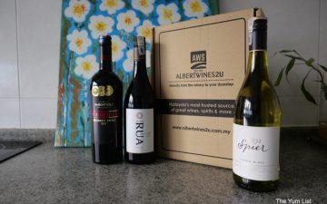 AlbertWines2U Wine Delivery KL