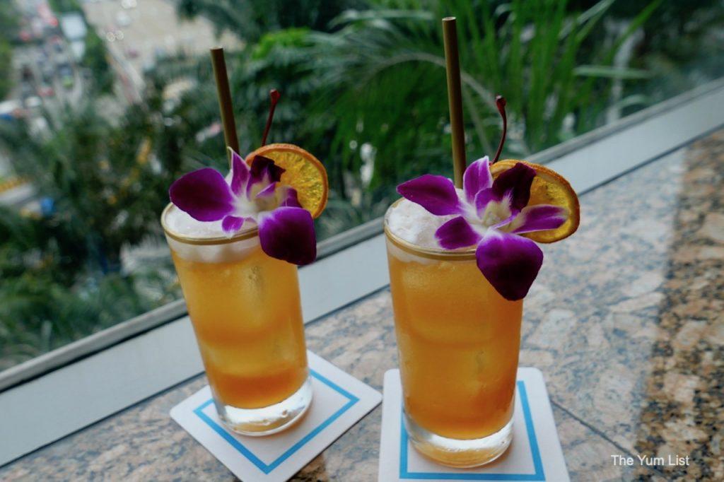 Jungle Bird Cocktail Malaysian Classic