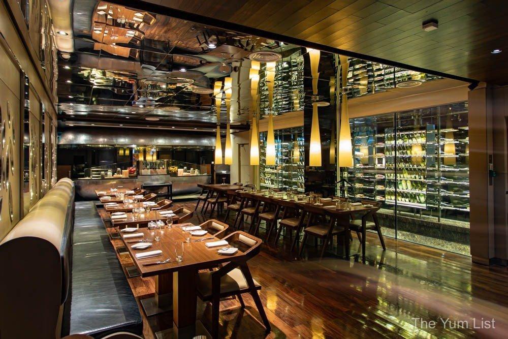 Chambers Grill Hilton Kuala Lumpur