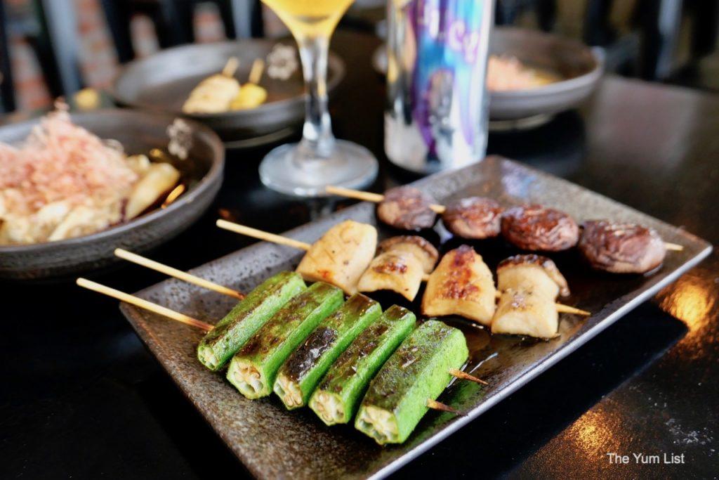 Ryori Japanese Barbecue PJ
