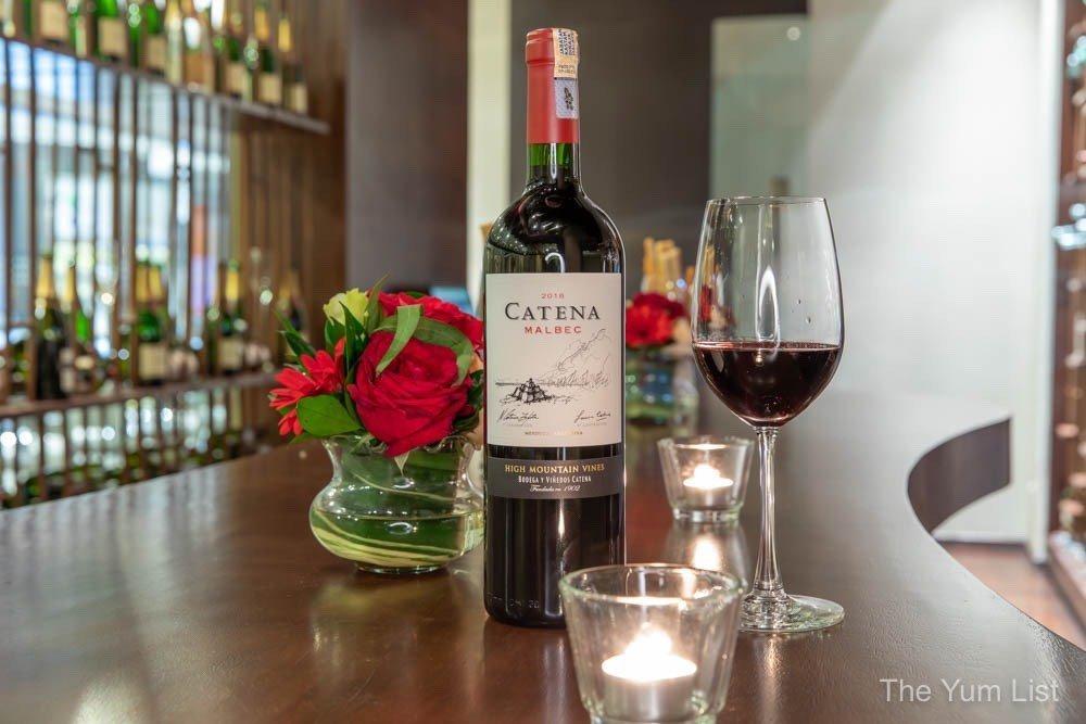 Catena Zapata Wine Malaysia