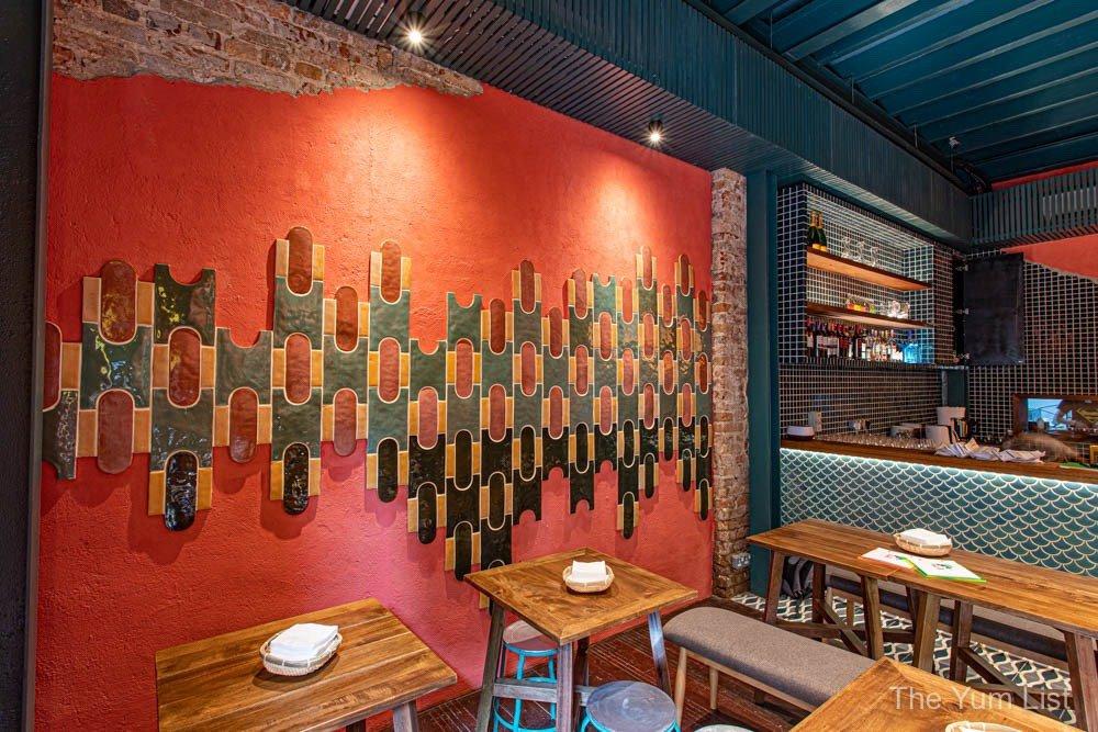 Restaurant Chinatown Kuala Lumpur