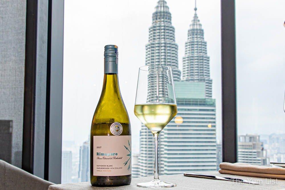 Sky51 fine dining Kuala Lumpur
