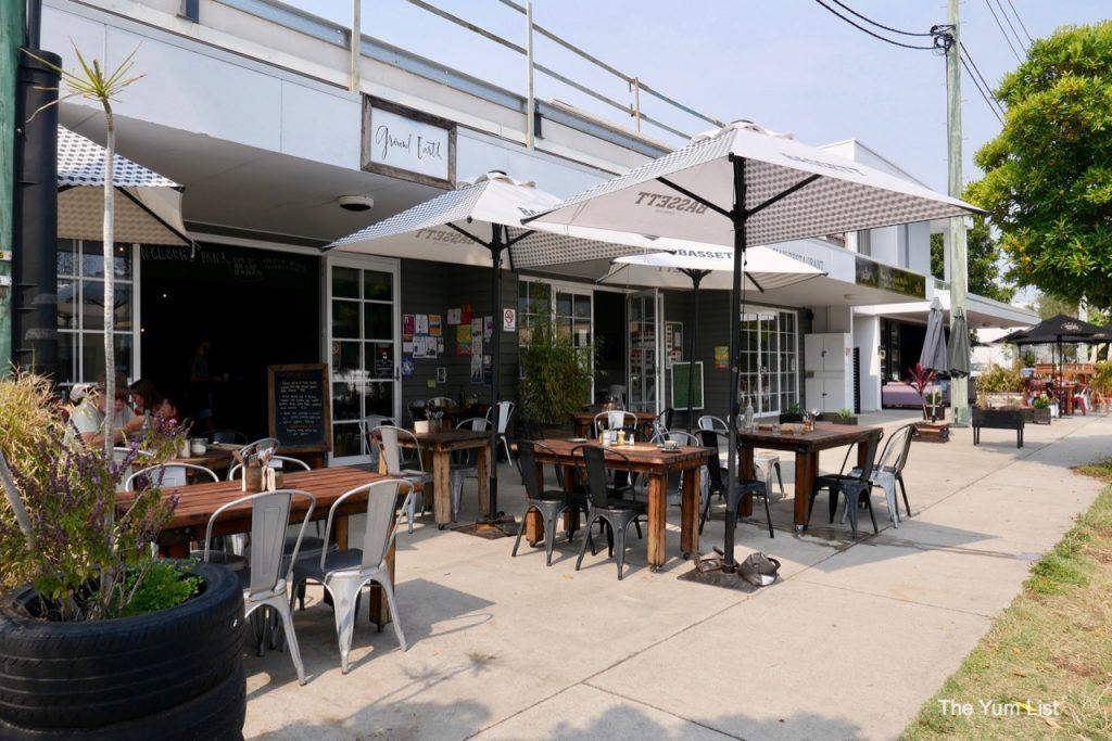 best cafe Coffs Coast