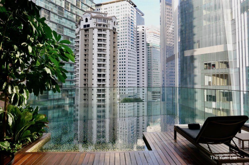 luxury accommodation KL