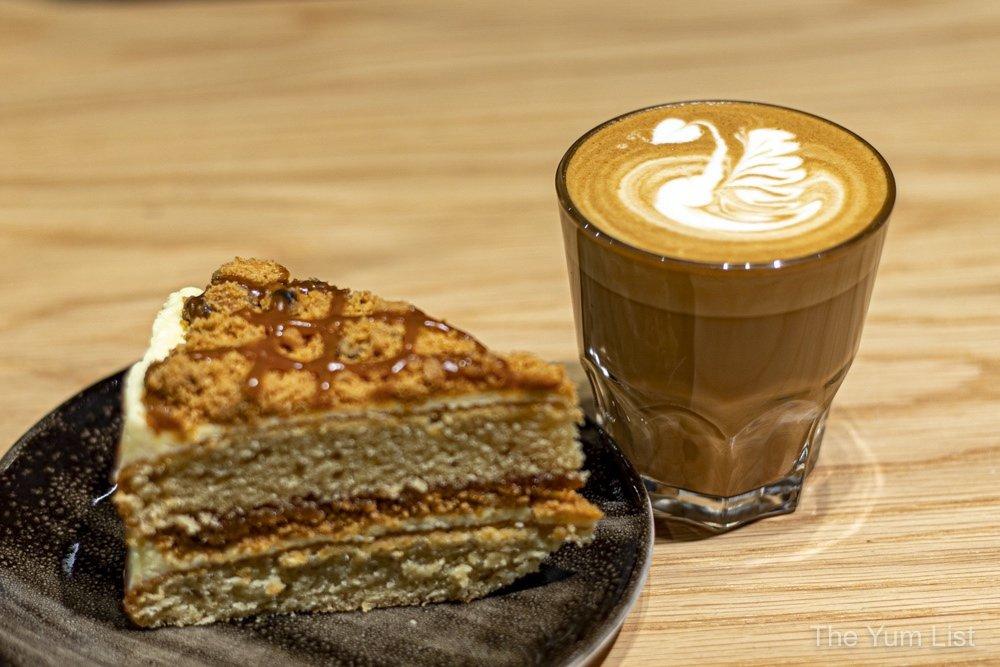 Cafes Bukit Bintang