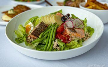 Brasserie Fritz Pop-Up, Troika Sky Dining