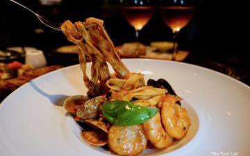 Italian food Bukit Bintang