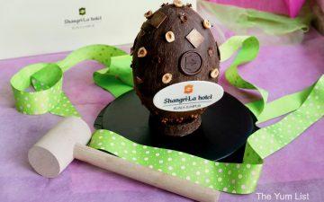 Shangri-La Easter Eggs