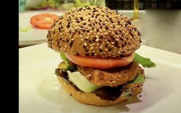 Fried Chicken Burger Recipe