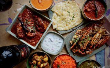 Indian Food Delivery KL, Jhann MCO Menu