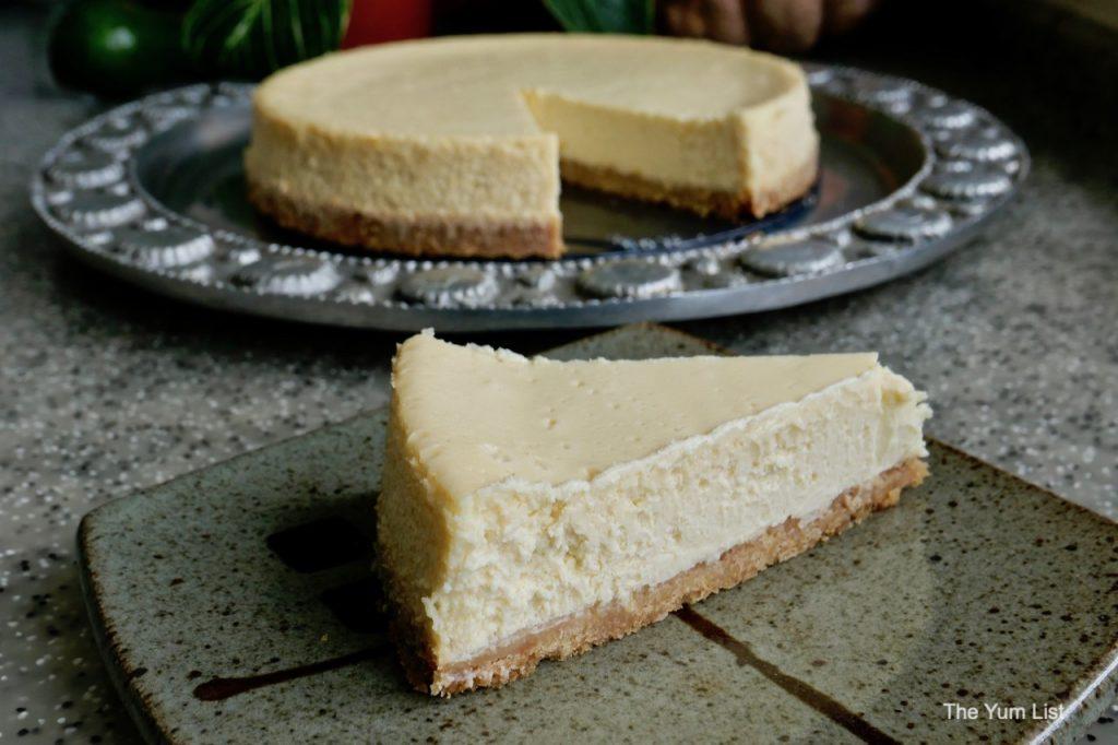 The Cheesecake Master