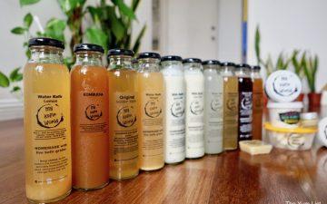 fermented drinks Malaysia