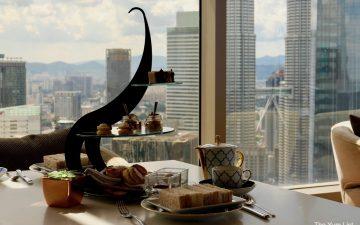 British Afternoon Tea Halcyon Days KL