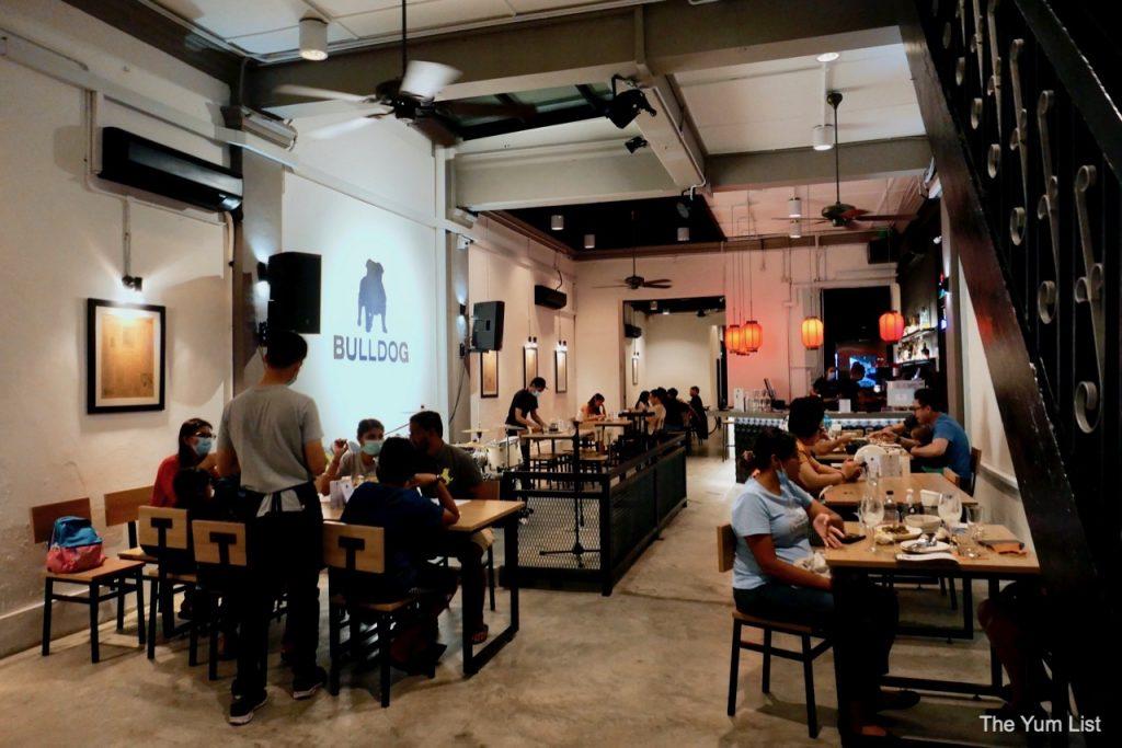 Bulldog Malacca