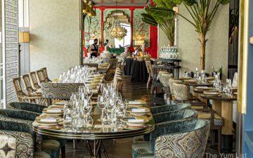 boozy lunches Kuala Lumpur