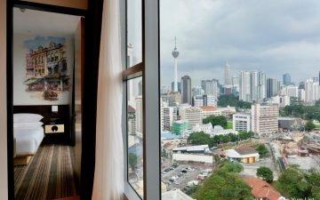 Four Points by Sheraton Kuala Lumpur, Chinatown