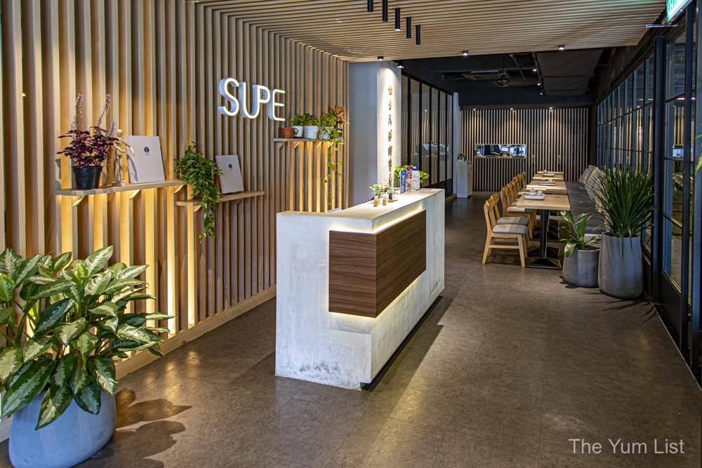 SUPE Japanese Vegan Bukit Bintang