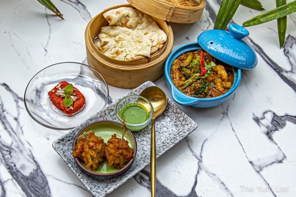Dinner for Two in KL Jhann Indian Restaurant