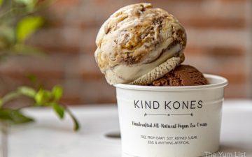 Vegan Ice Cream KL, Kind Kones Plaza Damansara