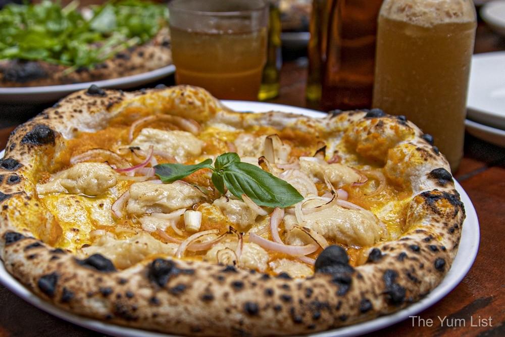 WOP Pizzeria KL, Italian, Plaza Damas