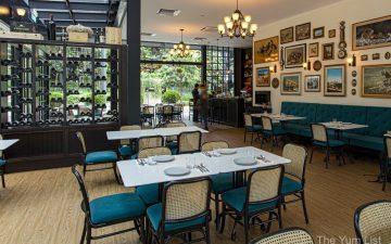 Five O'clock Brasserie, Brunch at The Sphere, Bangsar South