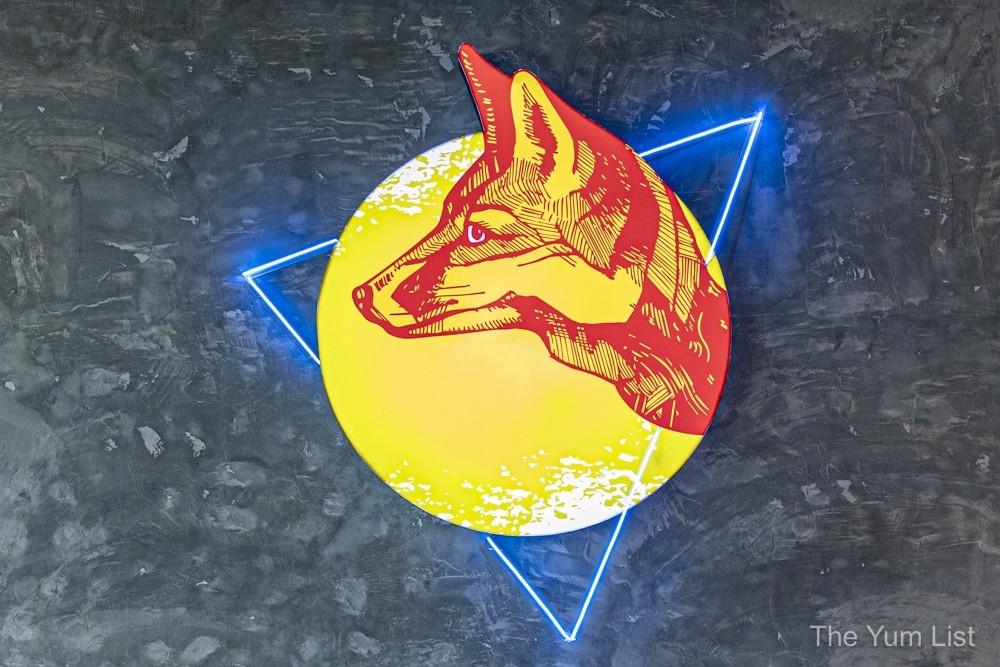 Fox Paradox The Grange KL