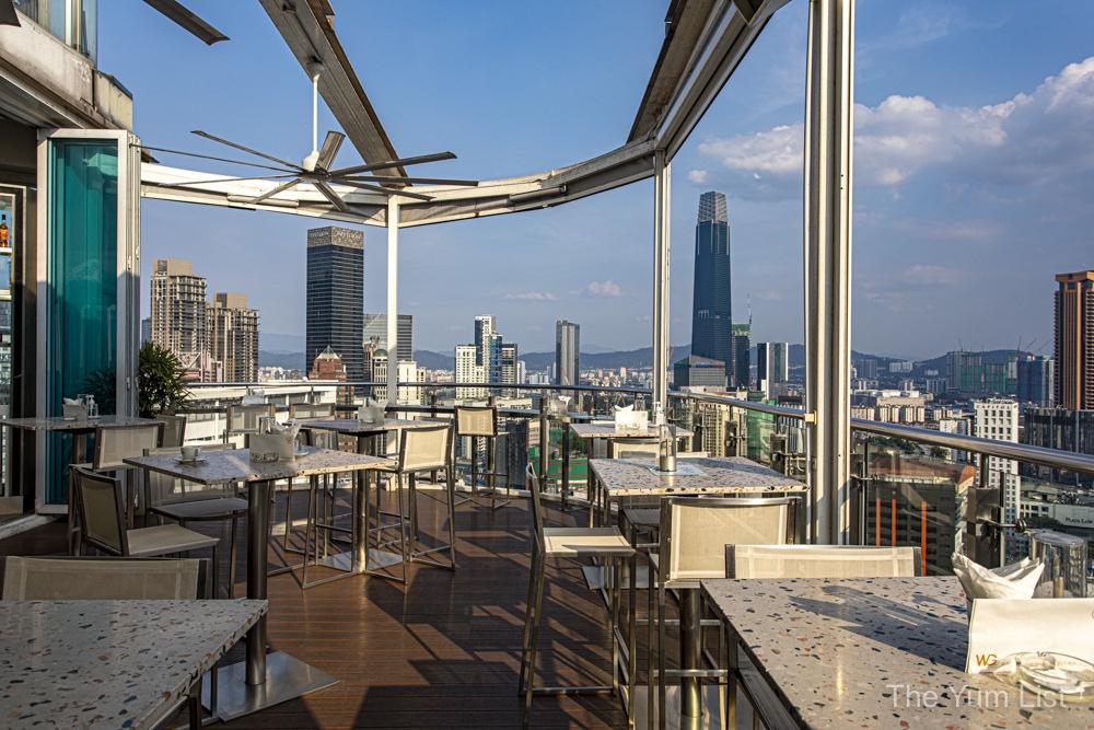 Rooftop Restaurant KL - Cielo Changkat Bukit Bintang
