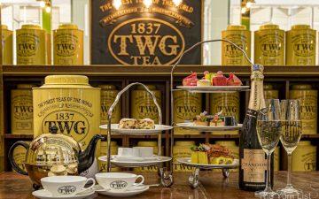 TWG Tea Sparkling High Tea