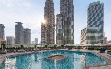 Best Hotel Pools Kuala Lumpur