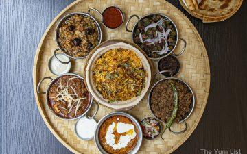 Najia's Pakistani Tawa and Grill