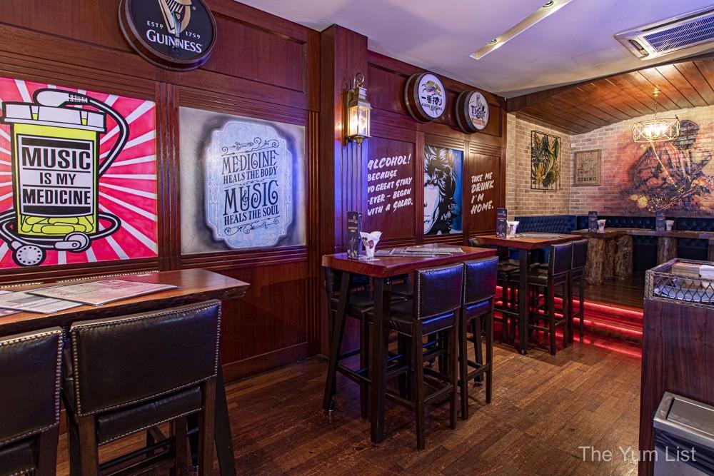 Rockafellers Kitchen + Bar Changkat