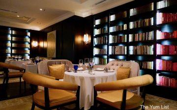 Ritz-Carlton Kuala Lumpur Restaurants