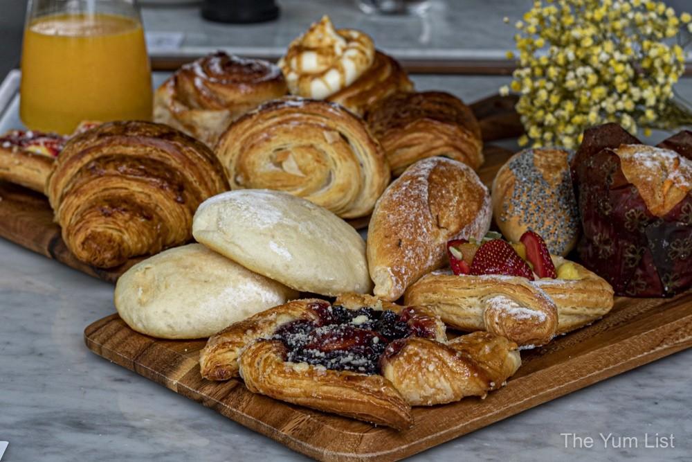 Breakfast in Bukit Bintang