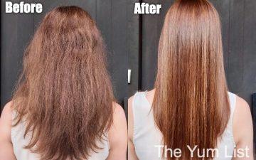 Keratherapy Hair Straightening KL