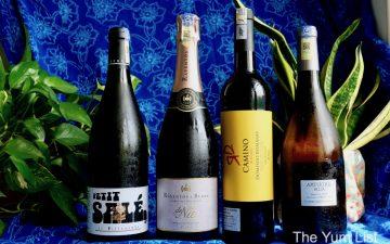 #nicpicks organic wine delivery KL