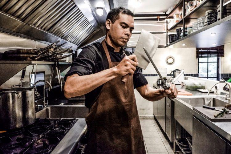 Chef Cyrus Ahmad Shukri