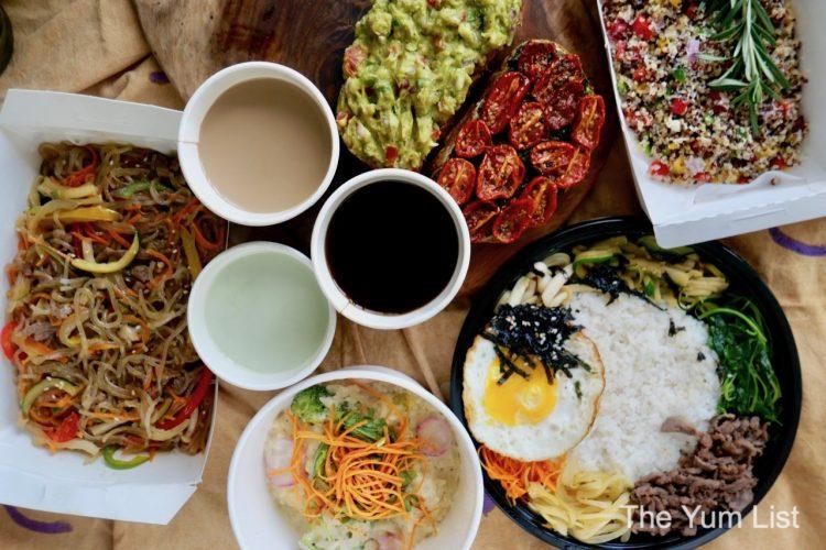 Table9 Café Delivery Menu Bangsar