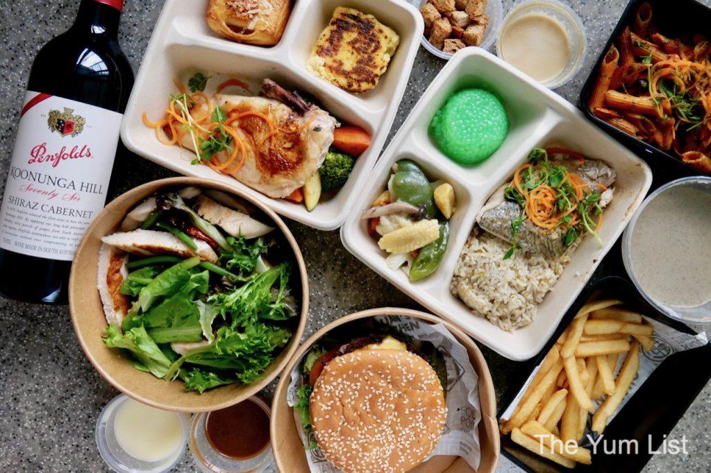 Quan's Kitchen Delivery Menu - Good Value Meals KL
