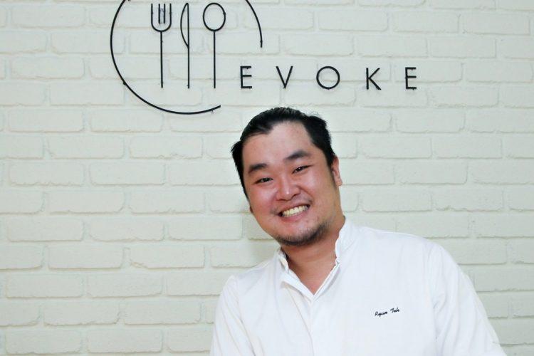 Chef Ryan Teh Evoke Gastrobar KL