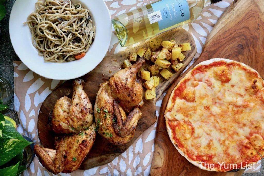 Italian Food Delivery KL - Good Value Meals KL