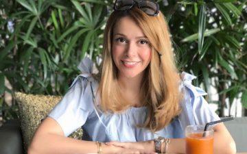 Shirin Roghani, Co-founder Imola L'nop Café