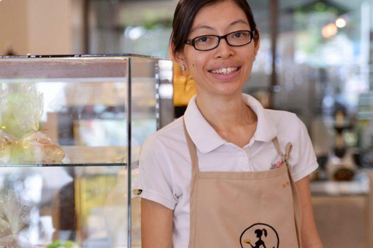 Chan Su Yin - Owner Yin's Sourdough Bakery