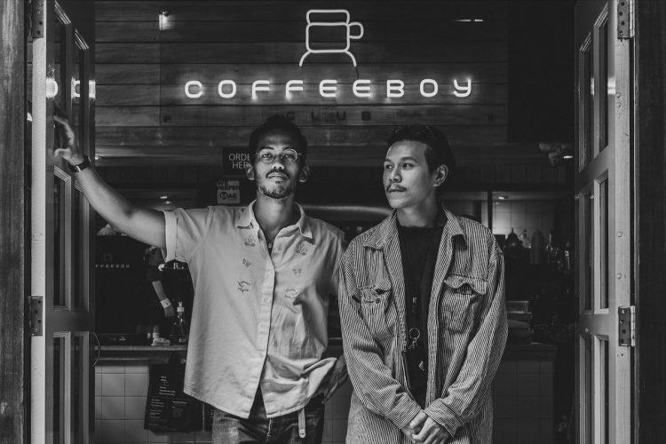 Danial Naim Brzoid - owner Coffeeboy Club