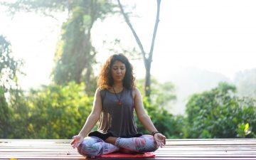 Intissar Benslimane - yoga instructor KL