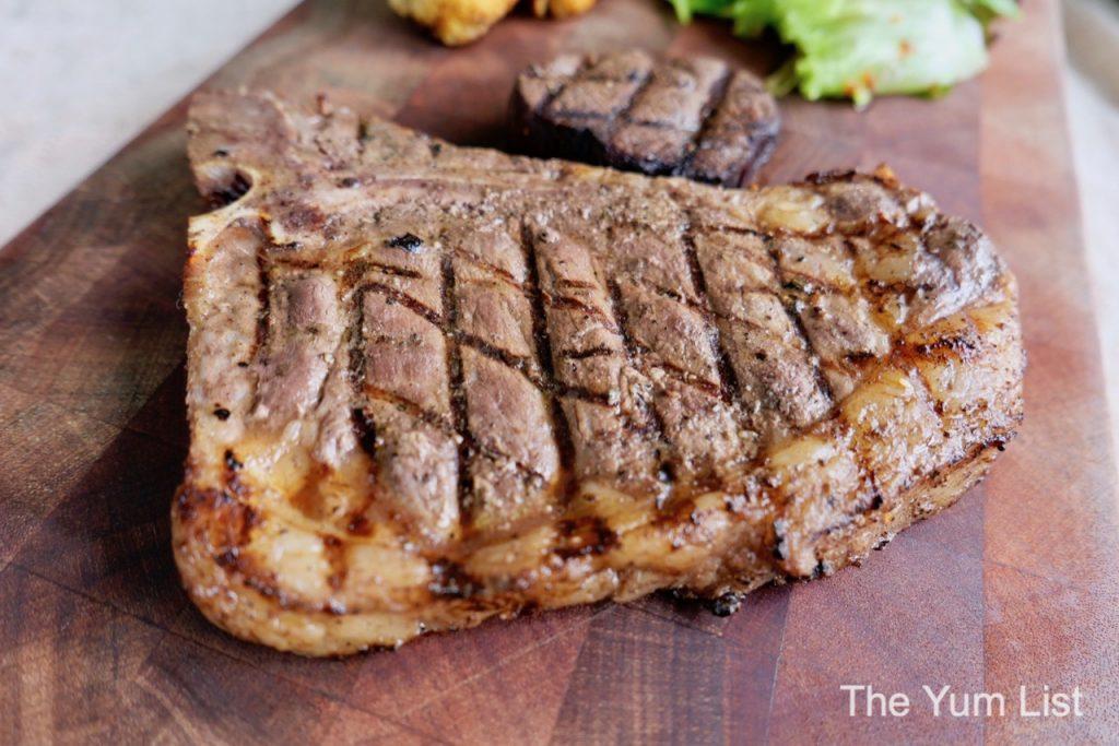 T-bone - Pampas - Best Steaks in Kuala Lumpur - Delivered to Your Door