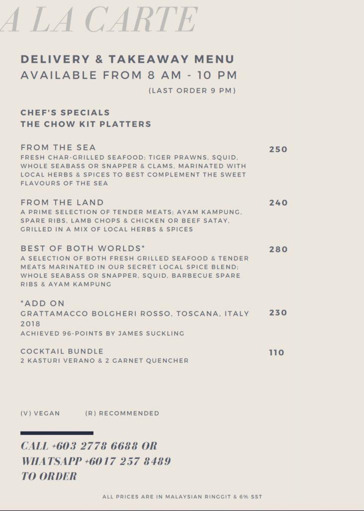 The Chow Kit Kitchen & Bar