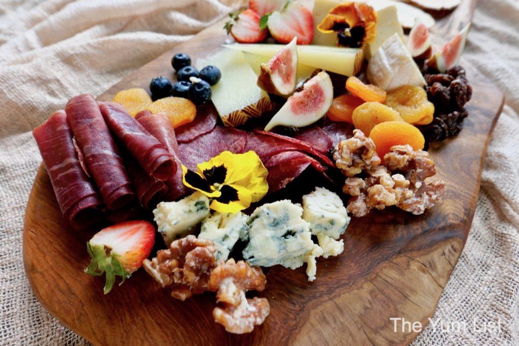 Beautiful Cheese Platter Kuala Lumpur