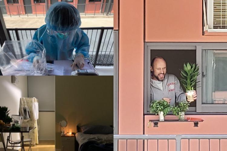 Quarantine Around the World, Hong Kong, Penny's Bay